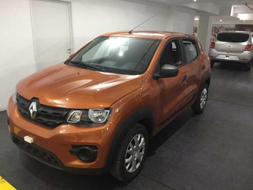 Renault Kwid 1.0 Zen $250.000 A Tasa 0% Entrega Inmediata Jl
