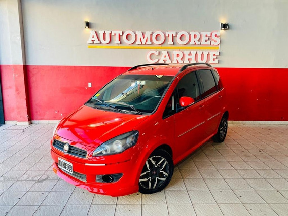 Fiat Idea 1.6 Sporting 2011 $250.000 Y Cuotas!