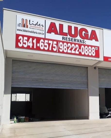 Comercial Sala No Sala Comercial Setor Dos Afonsos - 162730-l
