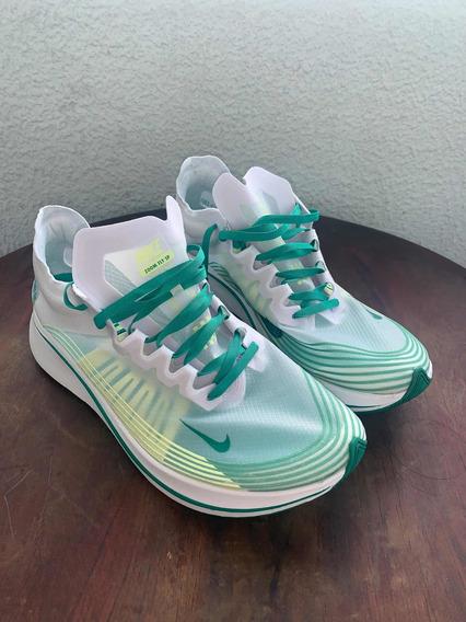 Tênis Nike Zoom Fly Sp Lucid Green