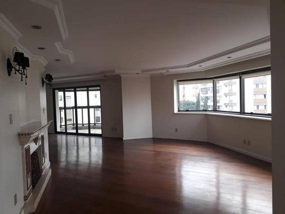 Apartamento Em Campo Belo, São Paulo/sp De 303m² 4 Quartos Para Locação R$ 9.500,00/mes - Ap218061