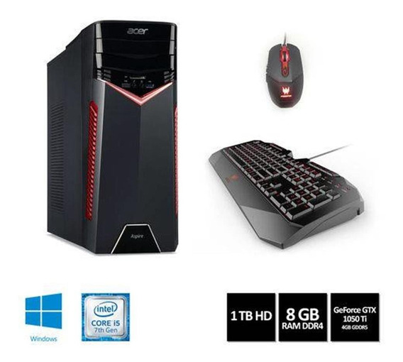 Desktop Gamer Acer Aspire Gx-783-br11 Intel Co