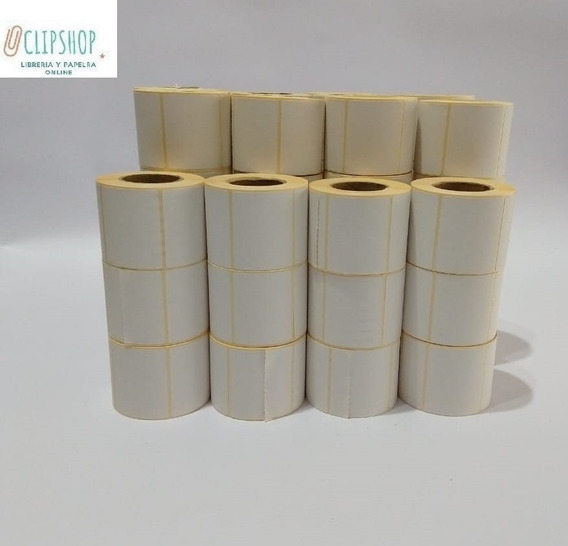 Etiqueta Térmica Para Balanza 55x44 X 24 Unid Envió Gratis