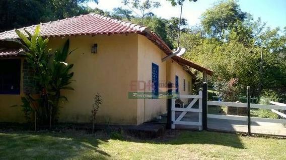 Sítio Com 2 Dormitórios À Venda, 30000 M² Por R$ 340.000 - Catuçaba - São Luiz Do Paraitinga/sp - Si0025