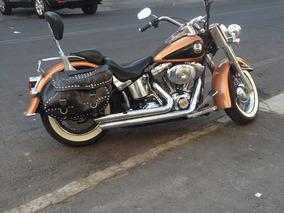 Harley Davidson Heritage De Lux 105 Aniversario