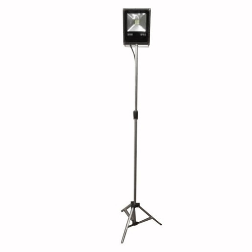 Imagem 1 de 4 de Suporte Tripé Holofote Refletor Led Iluminação 2,0mt