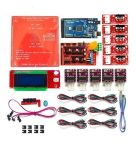 Kit Impressora3d P/ Eletronica
