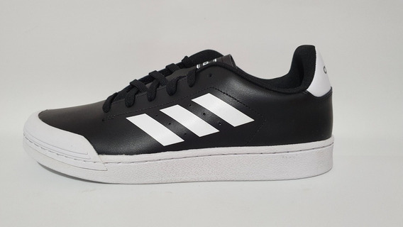 Tenis adidas Court 70s Negro B79771 Casual Hombre