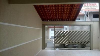 Casa Residencial À Venda, Parque Nova Carioba, Americana. - Ca0428