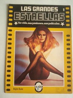 Revista Las Grandes Estrelas Nº 09 - Brigitte Bardot