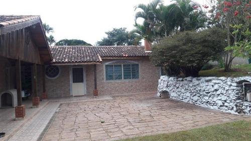 Chácara Com 3 Dormitórios À Venda, 3965 M² Por R$ 636.000,00 - Jardim Santa Helena - Bragança Paulista/sp - Ch0001