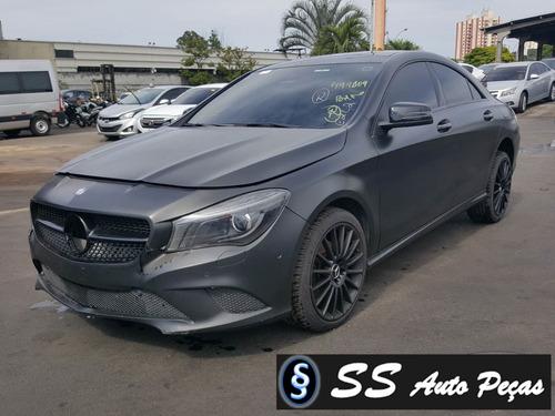 Imagem 1 de 2 de Sucata De Mercedes Benz Classe C200 2015 - Retirada De Peças