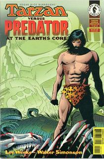 Tarzan Vs Depredator Ingles Original Digital