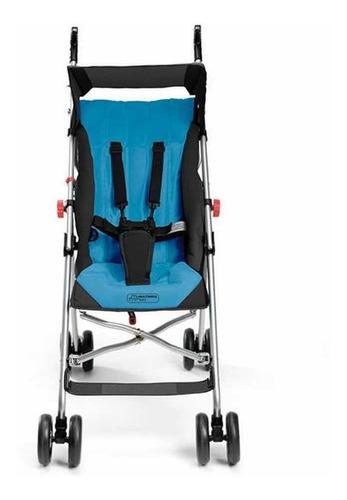 Imagem 1 de 5 de Carrinho De Bebê Guarda-chuva Pocket Multikids Azul Bb500