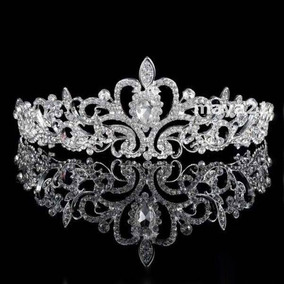 Coroa Tiara Noiva Princesa Dama Debutantes Casamento Linda