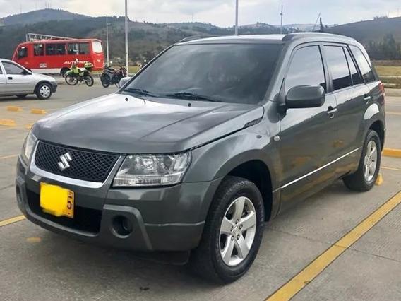 Suzuki Grand Vitara 2009, 4x4