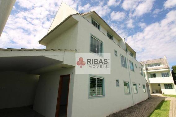 Sobrado Com 3 Dormitórios Para Alugar, 105 M² Por R$ 1.620,00 - Bairro Alto - Curitiba/pr - So1754