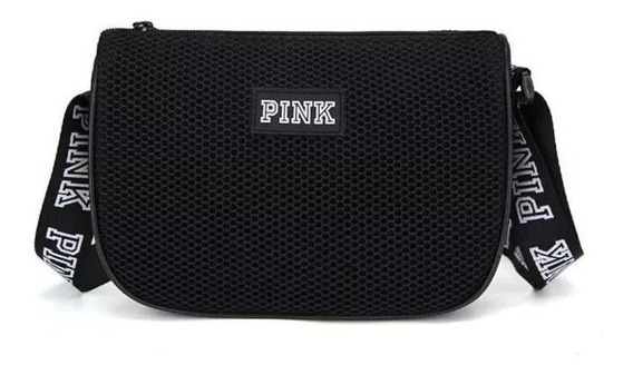 Bandolera Pink Mesh (malla) Vsecret