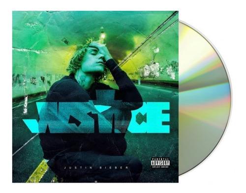 Justin Bieber - Justice Cd / Álbum Nuevo