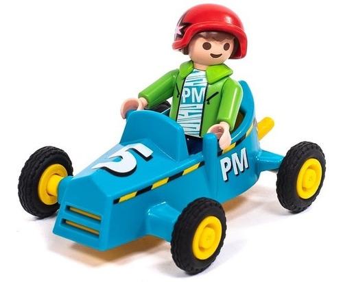Playmobil Special Plus Niño Con Karting Empaque Roto 10% Off