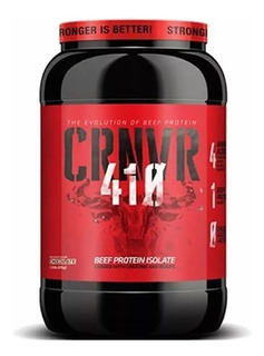 Beef Protein Isolate 410 875g - Crnvr - Carnivor, 0 Lactose