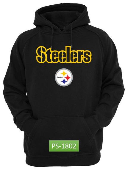 Sudadera Pittsburgh Steelers Tipo Nfl Infantil Niño