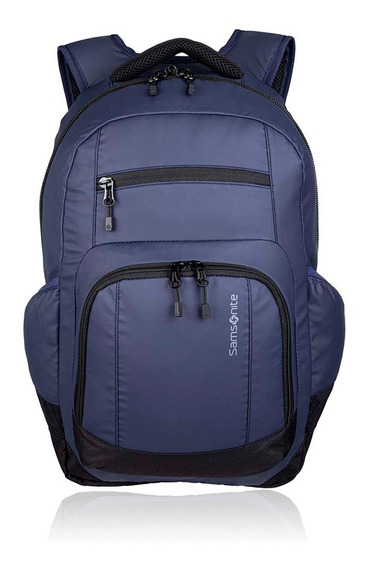 Mochila Evolution Azul Samsonite