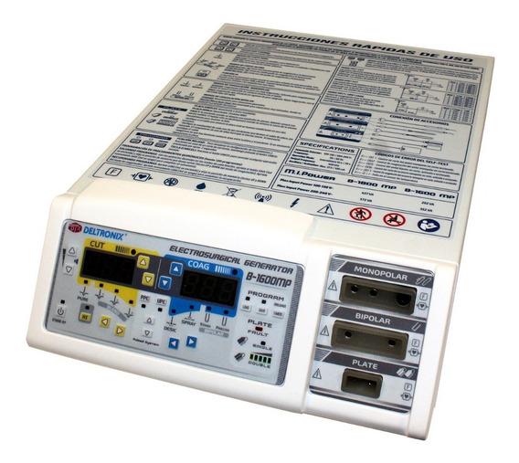 Unidad De Electrocirugia Deltronix 100 W.bipolar Y Pulse