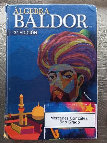 Álgebra De Baldor