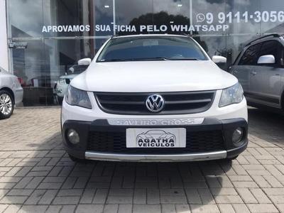 Volkswagen Saveiro Cross 1.6 Flex Abaixo Da Tabela
