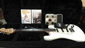 Vendo O Cambio Combo Guitarra Fender Squier Deluxe Hotrails