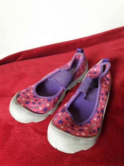 Crocs Tipo Zapatillas