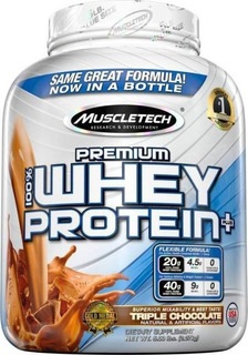 Whey Protein Premium 2.2kg - Muscletech