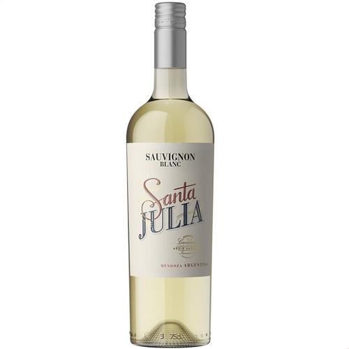 Vino Santa Julia Sauvignon Blanc 750ml - 01mercado
