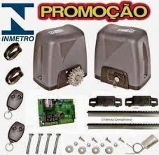 Motor Dz Nano Rossi + 3 Cremalheiras 220v