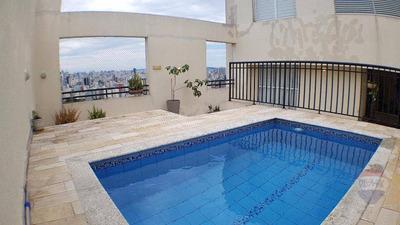 Cobertura Residencial À Venda, Aclimação, São Paulo. - Co0004