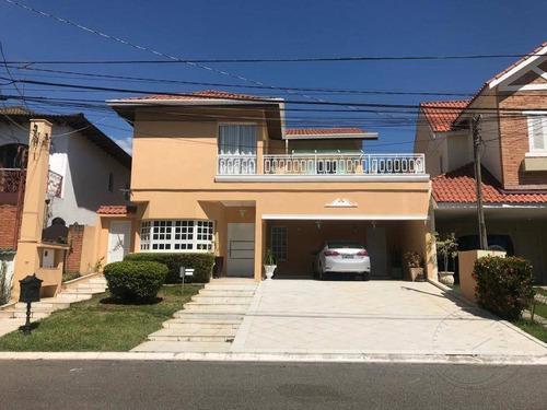 Casa À Venda, 273 M² Por R$ 1.900.000,00 - Alphaville - Santana De Parnaíba/sp - Ca0260