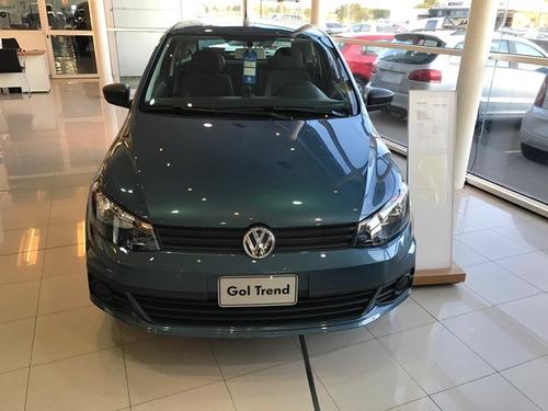 Volkswagen Gol Trend Tiptronic 1.6 Trendline 110cv Dm