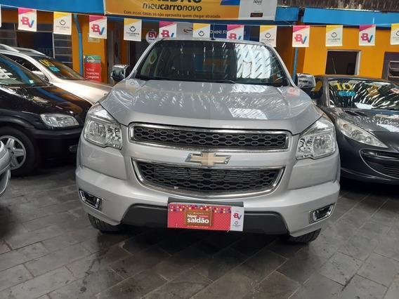Chevrolet S10 2.8 Lt Cab. Dupla 4x4 4p 2015