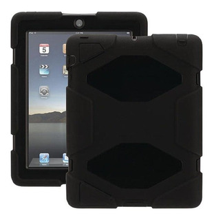 Funda Uso Rudo Para iPad 2 3 Y 4 Protector Anti Golpes