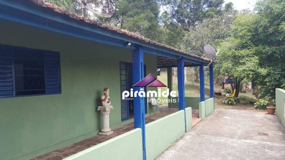 Chácara Com 3 Dormitórios À Venda, 100000 M² Por R$ 350.000,00 - Canaã - Jambeiro/sp - Ch0105