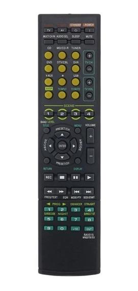 Controle Remoto P/ Receiver Yamaha Mod. Rav315 - Rx-v363