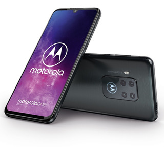 Motorola One Zoom. Nuevo 2019. Dual Sim. 4 Camaras.