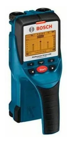 Imagem 1 de 1 de Detector De Materiais De Profundidade D-tect 150 Bosch