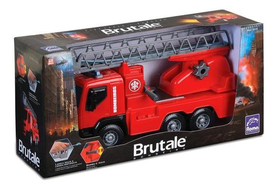 Caminhão Brutale Bombeiro - Roma Jensen
