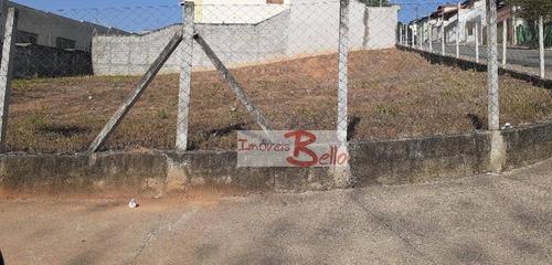 Imagem 1 de 1 de Terreno À Venda, 705 M² Por R$ 670.000 - Recanto Do Parque - Itatiba/sp - Te0702