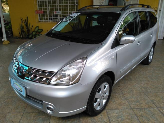 Nissan Grand Livina 7 Lugares Automatica