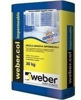 Pegamento Weber Col Impermeable X 30kg - Con Ceresita -