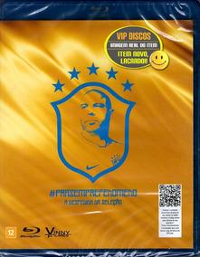 Blu Ray Ronaldo Pra Sempre Fenomeno - Novo Original Lacrado!