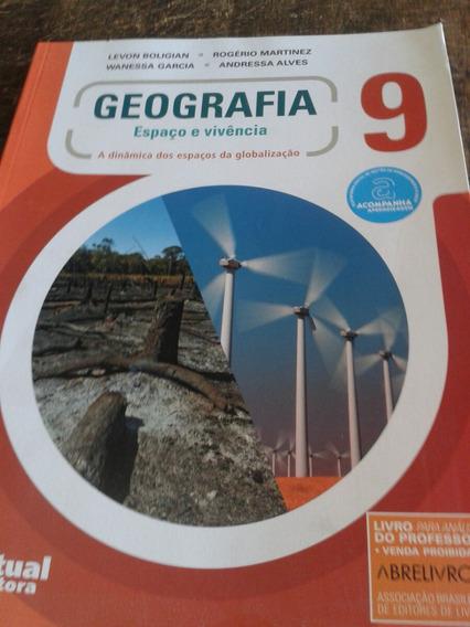 Geografia 9 - Espaço E Vivência (do Professor)